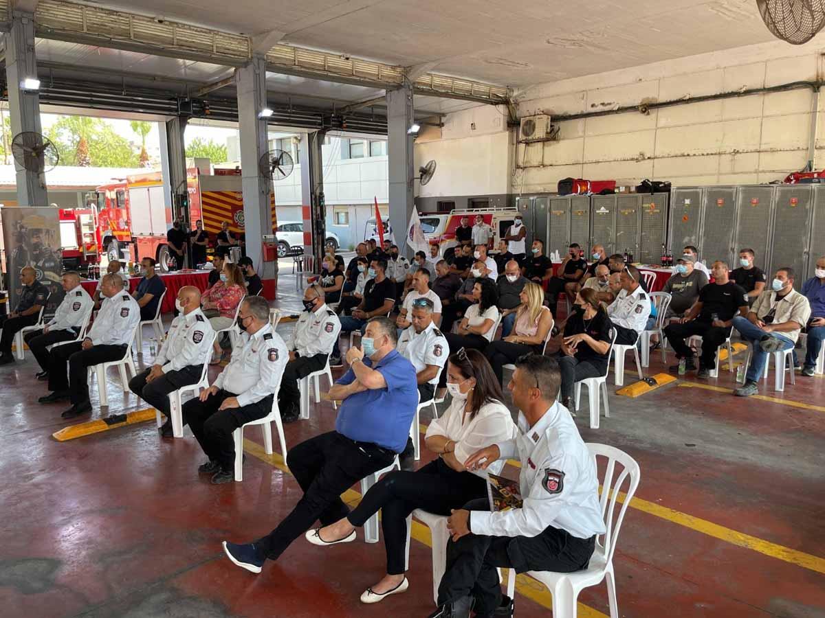 המשתתפים באירוע