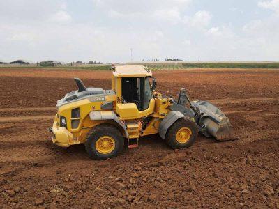 גלבוע: החל ביצוע פרויקט רחב היקף לשימור קרקע ביישובים